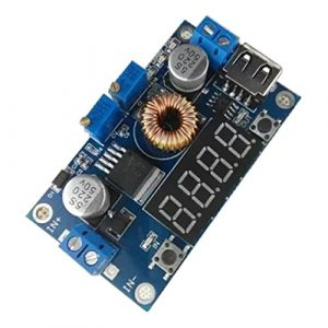 5A Upgraded LED Driver Lights Controller Module from Optimus Electric
