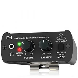 Behringer Powerplay P1 Amplificateur