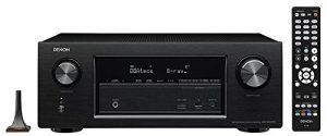 Denon–avr-x2300W Hi-Fi HD avec HD Dolby et DTS: x, noir (Unité certificat)