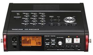 Enregistrement TASCAM DR 680 MK2 Multipistes