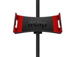IK Multimedia iKlip 3 | Support de Micro Universel pour iPad et tablettes