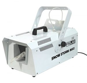 Machine à Neige Artificielle 1200W