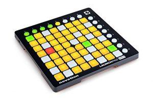 Novation LAUNCHPAD MINI MKII Surface de contrôle MIDI