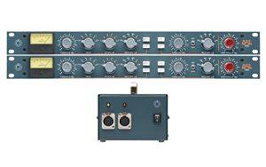 Périphériques Analogiques BAE 10DC STEREO Comp-limiteur-gate pro