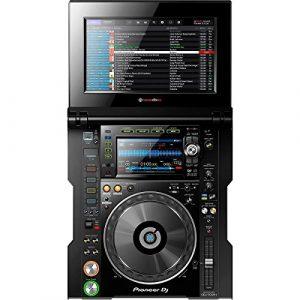 Pioneer CDJ-TOUR1 TOUR Système Multi-joueurs avec Écran Tactile Rabattable