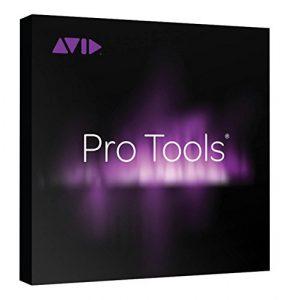 ProTools Carte d'activation de mise à niveau Canal audio Pro Tools avec soutien pendant 12 mois