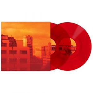 Serato SCV-GL-Rouge-10 Contrôle Vinyle Rouge