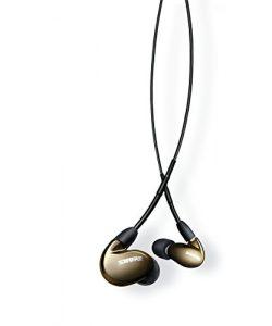 Shure SE846-BNZ+BT1-EFS Écouteurs Bronze