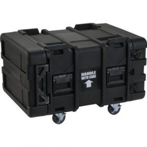 SKB 3SKB-R906U24 Etui rack avec amortisseur de vibration 6U Noir