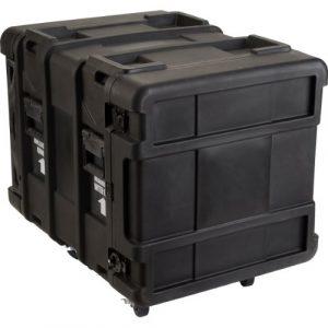 SKB 3SKB-R910U24 Etui rack avec amortisseur de vibration 10U Noir