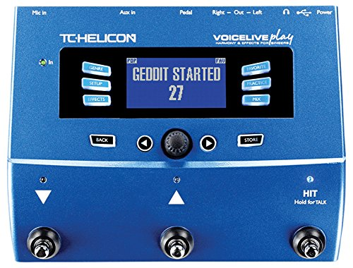 TC Helicon – Reverb et Multi-Effets VOICELIVE PLAY VOICELIVEPLAY Neuf garantie 3 ans
