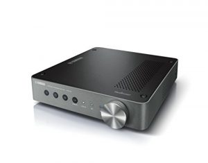 YAMAHA WXA-50 – Amplificateur Hifi bluetooth 250W – Système audio Multiroom, Wifi, Airplay – Compatible avec smartphones et ordinateurs – Noir