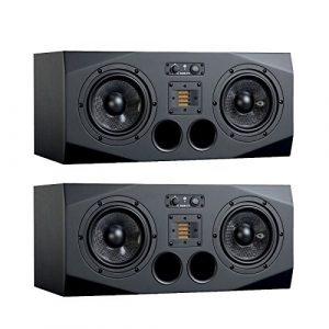 Adam Audio A77X 3-Way Active Monitor studio paire (droite / gauche)