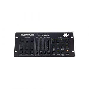 ADJ RGBW 4C IR Console DMX de base