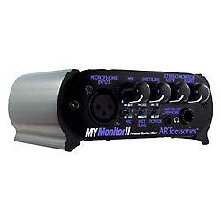 Art My Monitor Ii Mixeur personnel pour microphones et sources stéréo