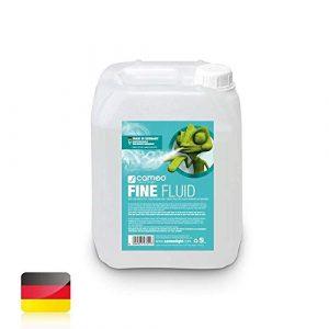 Cameo AHCLFFINE5L Fluide pour Machine à fumée – 5L