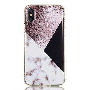 Coque de protection en TPU pour iPhone. Étui avec support iPhone 6S color 10