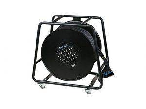 DAP-Audio cobrax Stag ewheel Multipaire 24/4XLR 50m