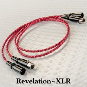 DH Labs Revelation XLR Câbles audio 5.0 m paire