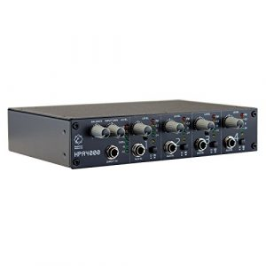 Eagletone HPA4000 Amplificateur pour casques Noir