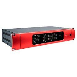 Focusrite REDNET2–rednet-2convertisseur ethernet ad/da de 24bits 16canaux