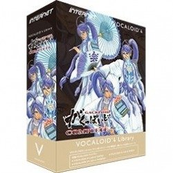 Internet VOCALOID4 Library GACKPOID COMPLETE (Japan Import)