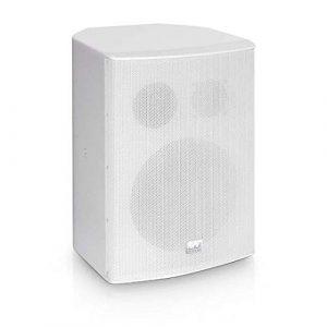 Ld systems LDSAT82AG2W-Sat à 82 g2w parleur actif Blanc l'unité d'installation