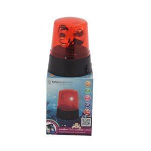 LED rouge signal lumineux d'avertissement Gyrophare lampe témoin en rouge