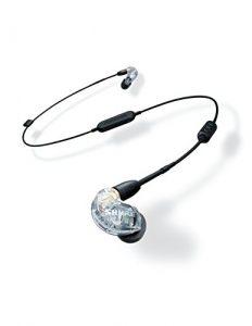 Shure SE215-CL-BT1-EFS Shure Écouteurs Sound Isolating sans fil SE215, Transparent