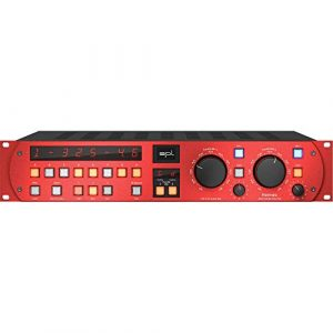 SPL Hermes Mastering Router (rouge)