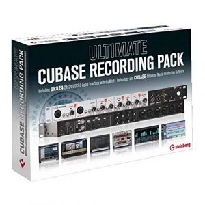 Ultimate Cubase Recording Pack