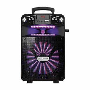 iDance Groove 508X Système de fête sans fil avec batterie Bluetooth LED 500 W