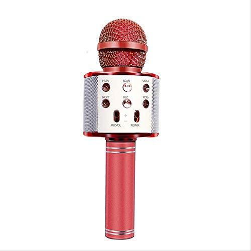 Microphone PC, microphone de téléphone, amplificateur de son, haute pénétration, chant, enregistrement, Party
