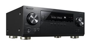 Pioneer VSX-933(B) Récepteur AV 7.2 canaux (Amplificateur HiFi 135 W/Kanal, Multiroom, WiFi, Bluetooth, Dolby Surround-Dolby Atmos-DTS:X, Services de Streaming Spotify, Deezer) Noir