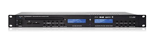 APART pcr3000rmkiii–Radio CD (Digital, dAB, dAB +, fM, Joueur, CD, MP3, WMA, A2DP, AVRCP, SPP)