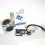Involight LEDCONT300 Outdoor Unité de contrôle avec Carte graphique PCI