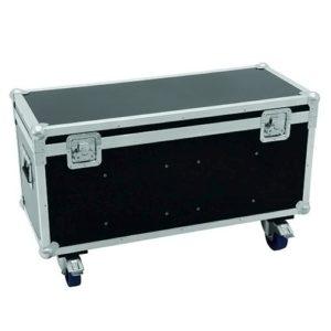 Roadinger 059786 Flight-case pour 4 x PMC-16 Noir