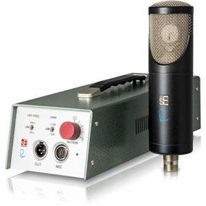 SE Electronics RNT Rupert Neve micro condensateur à lampe