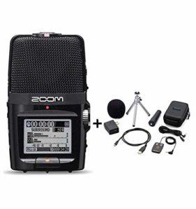 Zoom H2N + Kit d'accessoires APH-2N – Pack Enregistreur numérique