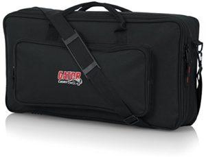 Gator GK-2110 Etui de transport pour Contrôleurs de Microphone/Pédale d'Effets pour Guitare Noir