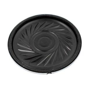 Miki&Co 40mm Dia 8Ohm 1W Coque métal Mini Haut-Parleur magnétique Interne