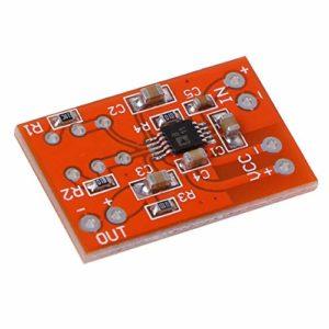 SSM2167 Préamplificateur Board Low Noise COMP Compression Module DC 3V-5V