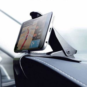 Support Universel pour Support de Berceau GPS HUB Dashboard Phone Mount Smartphone Navigation GPS Support Voiture Noir Support-Noir-1 Taille Jpstyle