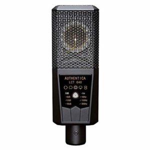 JMFHCD Kit Microphone À Condensateur Le Filet À Cadre Anti-Choc en Forme De Coeur Peut Être Tenu À La Main