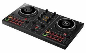 Pioneer DDJ-200 – Contrôleur DJ à 2 canaux utilisable avec smartphone