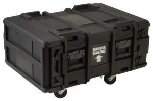 SKB 3SKB-R904U24 Etui rack avec amortisseur de vibration 4U Noir
