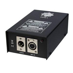 EAGLETONE PP01+ alimentation fantôme 48V Adaptateur compact