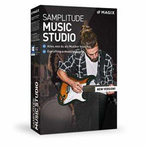 Samplitude Music Studio – Version 2020 – Tout ce dont les musiciens ont besoin|Standard|Multiple|Endless|PC|Disque