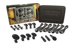 Shure PG ALTA 7-Piece Drum Microphone Kit (PGADRUMKIT7)