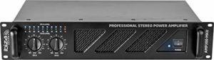 AMP300-MKII – Ibiza Sound – AMPLIFICATEUR DE SONORISATION 2 X 240W